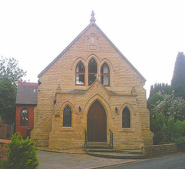 Methodist Church, Norley