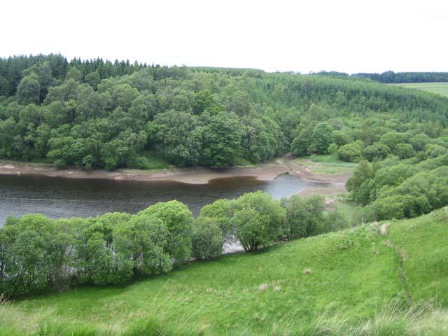 Waltersmuir Reservoir
