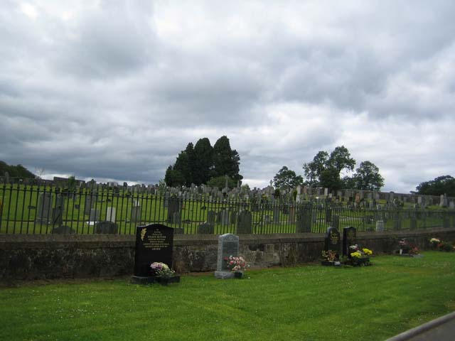 Kilmadock Cemetery