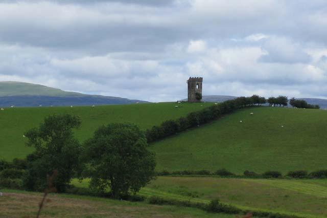 Gartincaber Tower