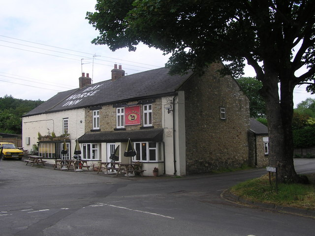 The Bay Horse Inn : Middleton Tyas.