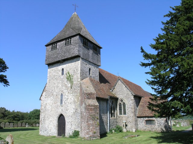 St James the Great, Elmsted