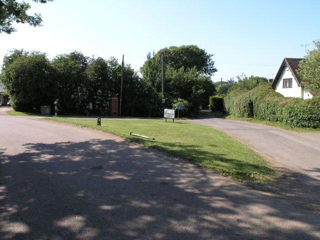 Lymbridge Green .. Green