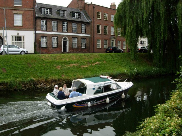 Spalding Water Taxi