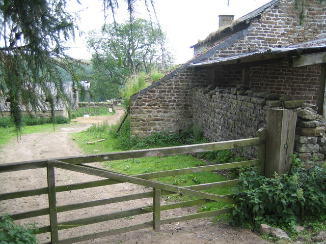Farmyard at Brewster Hill