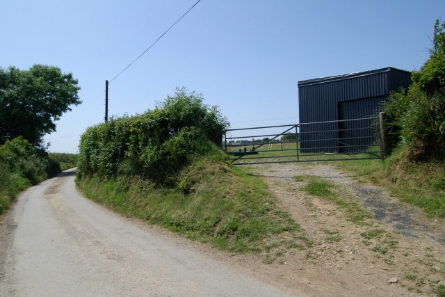 Lydcott Lane, Widegates