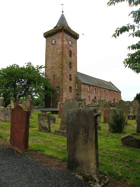 Greenlaw Church