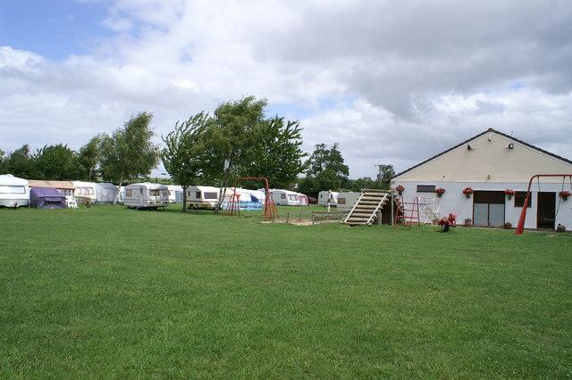 Fairways Caravan & Camping Site.