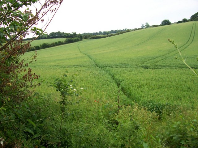 Path to Prestonhill Farm