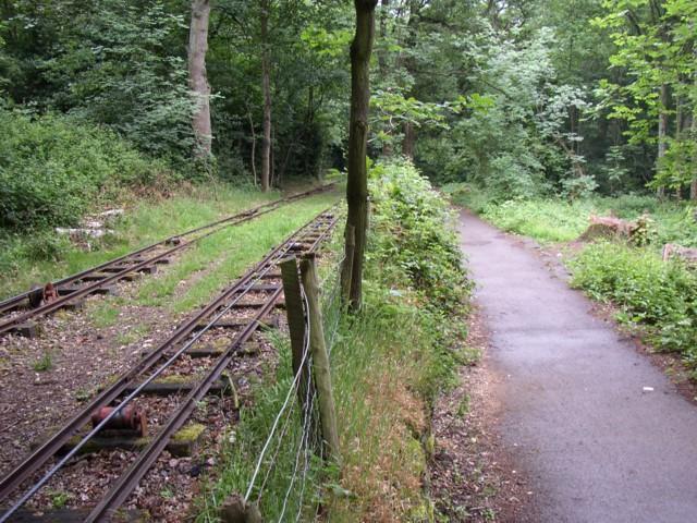 The Glen Tramway, Baildon