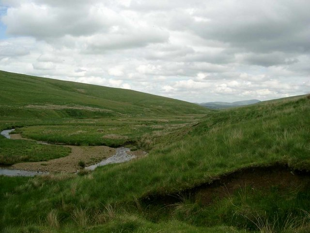 Meanders on the Snar Water