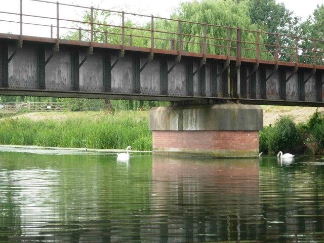 Railway Bridge, Coronation Channel