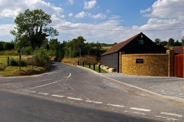 Goss Hill and Wiffens Farm
