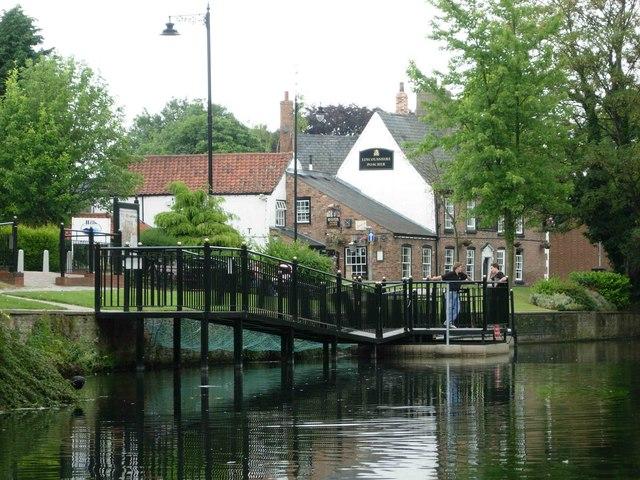 River Welland, Spalding