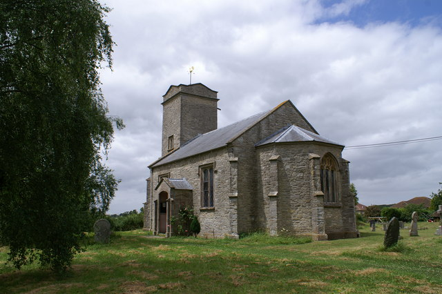Church at Sutton Mallet