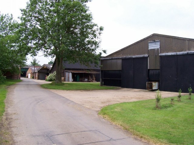 Kimpton Hall Farm