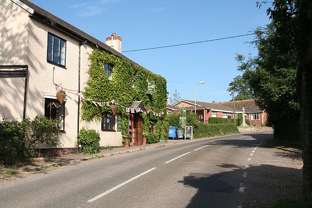 Awliscombe: The Awliscombe Inn