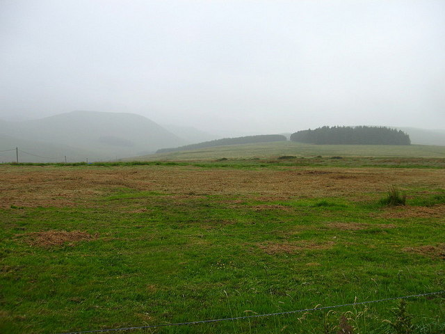 Roman Encampment, Pennymuir