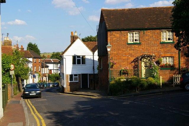 High St Farningham