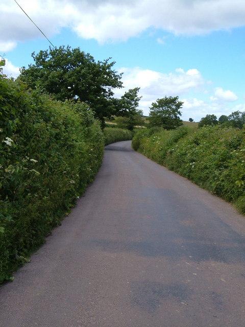 Waddeton Road