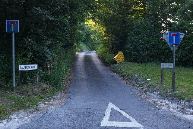 Calfstock Lane