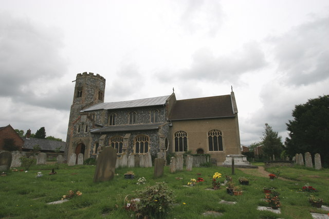St Margaret's Church and Graveyard