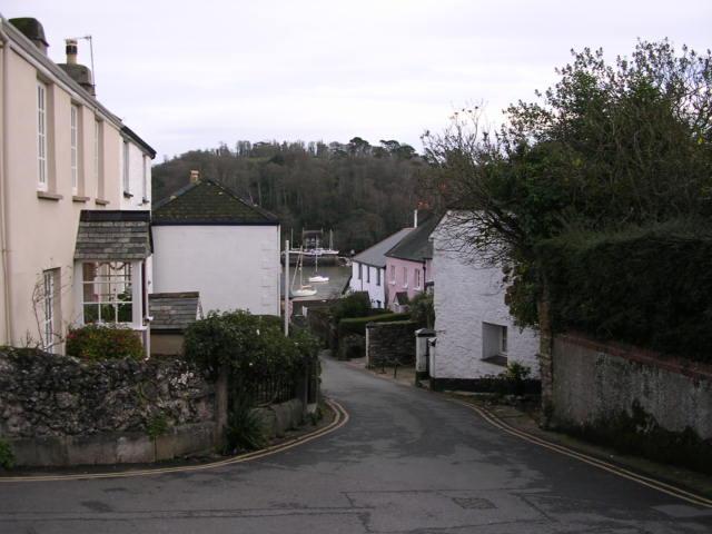 Manor Street, Dittisham.