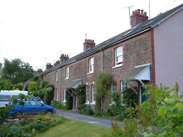 Orchard Terrace , Tuckenhay