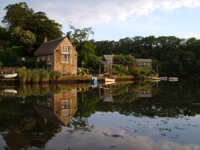 Riverside House, Tuckenhay