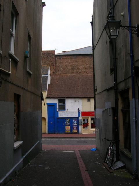 Stage Door, Theatre Royal