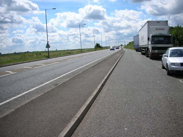 A6 Burton Road