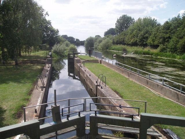 Roxton Lock