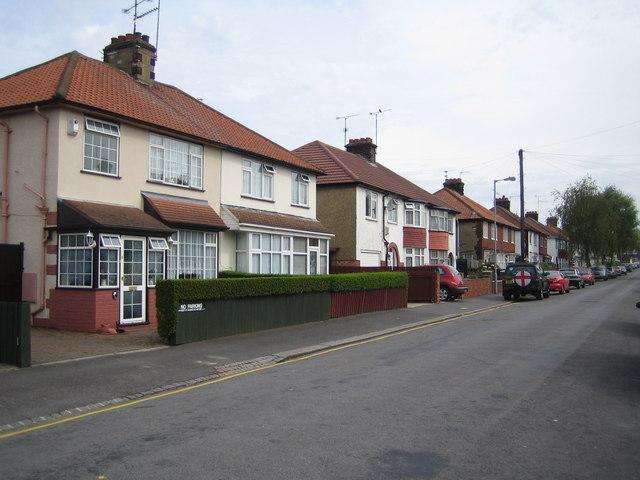Luton: Fitzroy Avenue