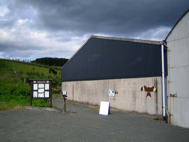 Red Kite viewing centre