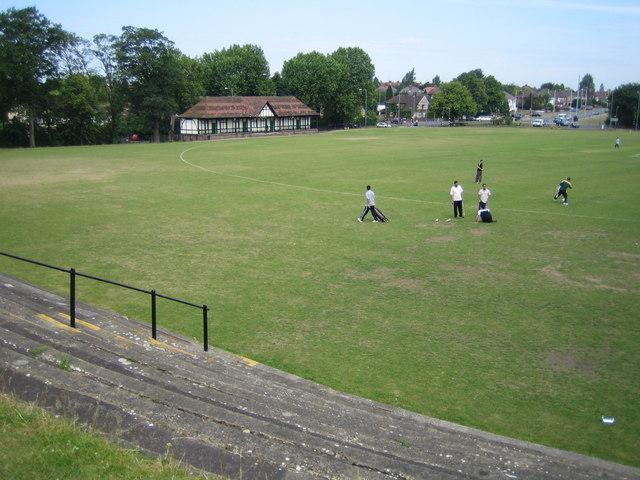 Luton: Wardown Park cricket ground