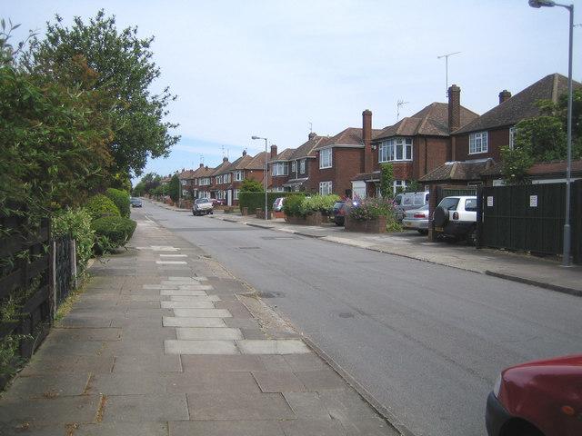 Luton: Sherborne Avenue