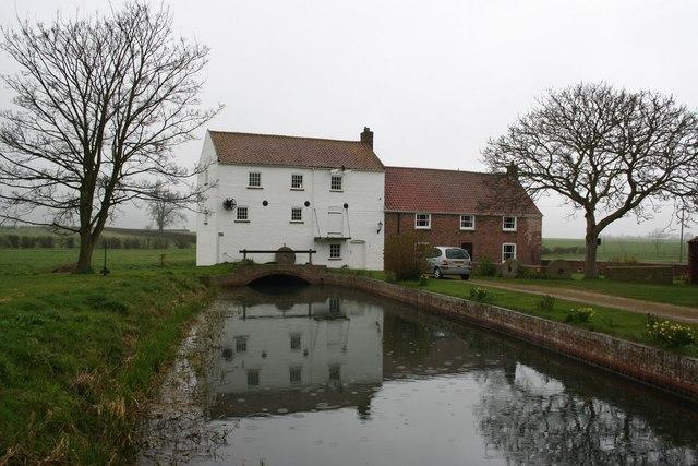 Alvingham Mill