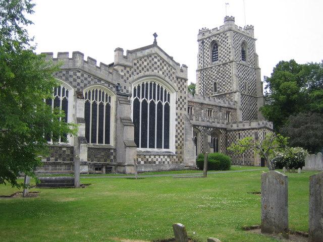 Luton: St Mary's Church