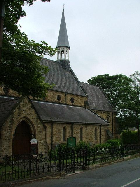 All Saints Church, Clayton West