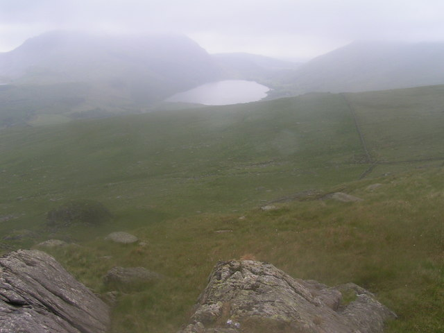 Near the Rhyd-Ddu path