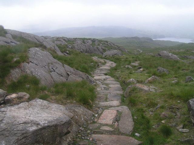 Rhyd-Ddu path, Snowdon