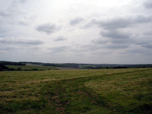 View east from Mill Lane