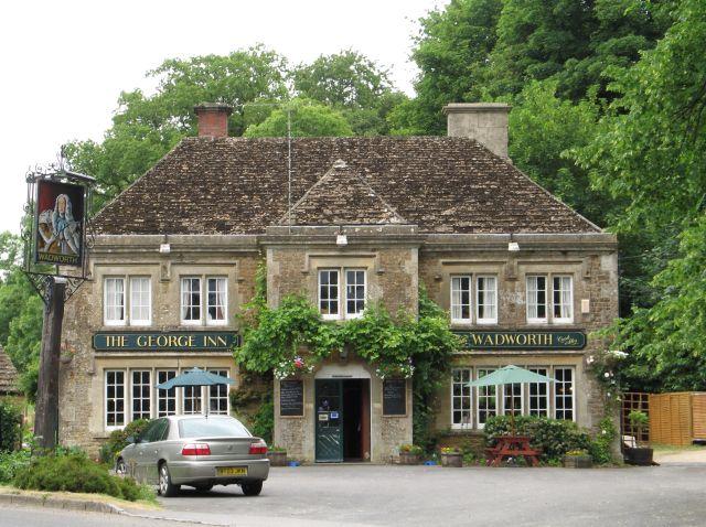The George Inn, Sandy Lane