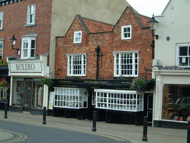 Ye Oldest Chymist Shoppe In England