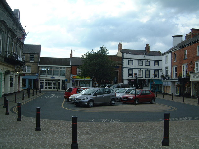 Market Place, Knaresborough