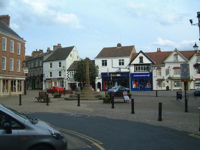 Market Place/Silver Street