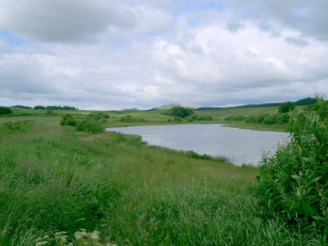 Roscobie Reservoir