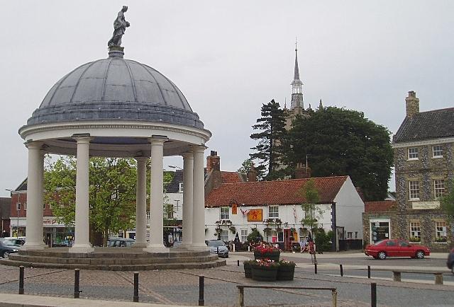 Buttercross, Swaffham