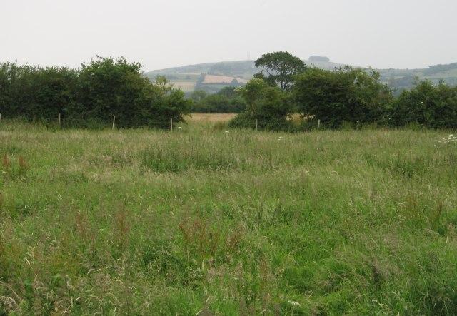 View towards Morgans Hill