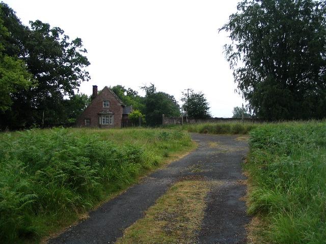 Gatehouse, Loton Park